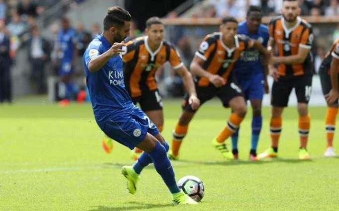 Football: Snodgrass stuns champions Leicester, Spurs held