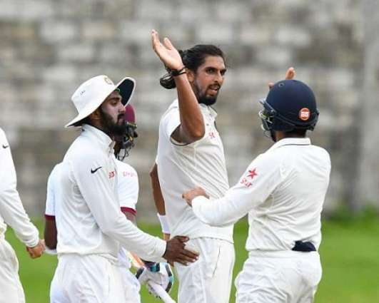 Cricket: India strike early blows after declaration