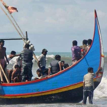 17 missing after Indian trawler sinks off Bangladesh