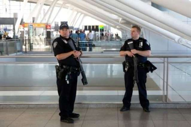 Panic at New York airport after reports of shots fired