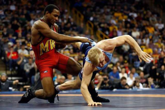 Olympics: Men's wrestling results