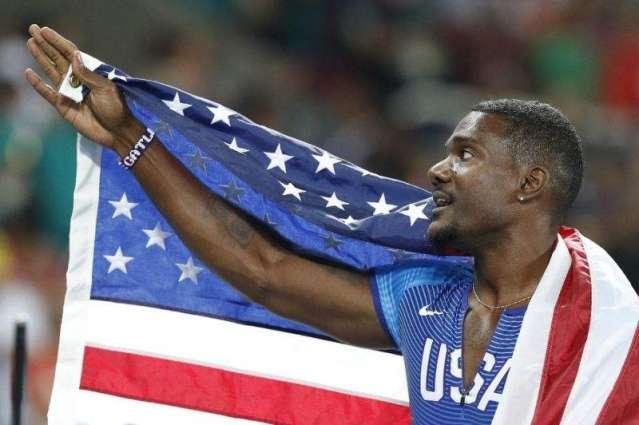 Olympics: Rivals respect me, insists beaten Gatlin