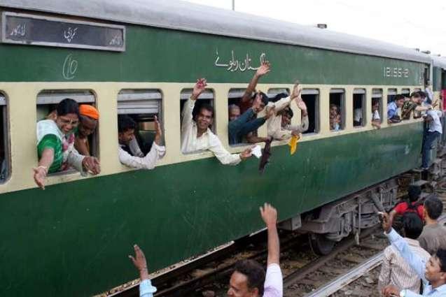 PR to develop green belts along railway tracks