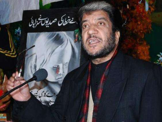 Indian forces continue to commit HR violations in IOK: Shabbir Shah