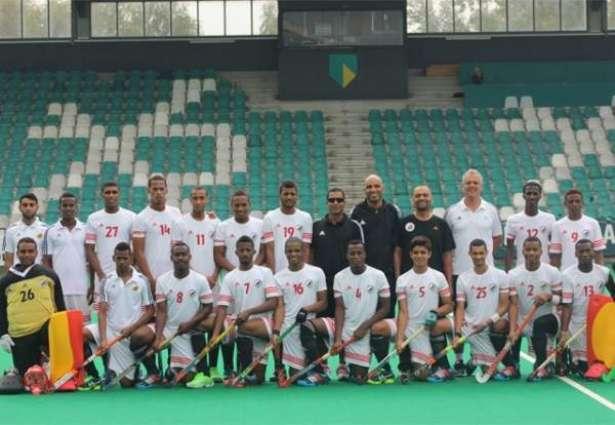 Oman's junior hockey team to visit Pakistan next month
