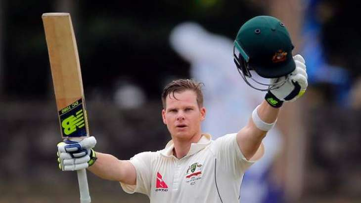Marsh, Smith hundreds power Australia to 235-1