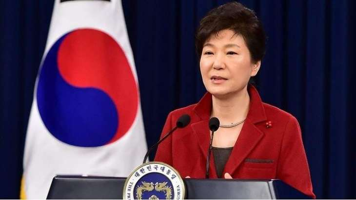 S. Korea's Park defends missile shield as residents shave heads