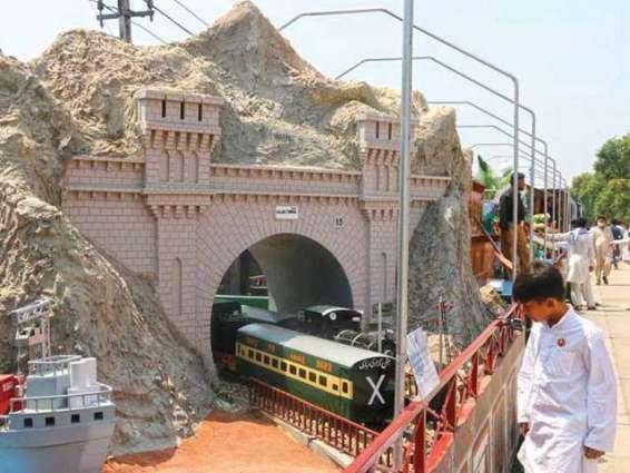 Azadi Train departs for next distination