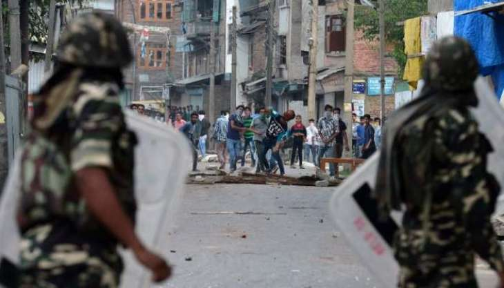 Kashmir hit by deadly unrest on India Independence Day