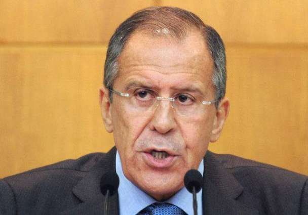 Lavrov urges calm after Ukraine flare-up over Crimea