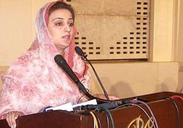 پاکستانی نیاڑیک امن و ایمنی و شونہالی کن اہم کڑد ادا کننگ ءُ، عاصمہ ممدوٹ