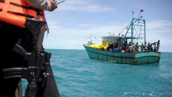 Saudi Arabia intercepts illegal Africans in Red Sea