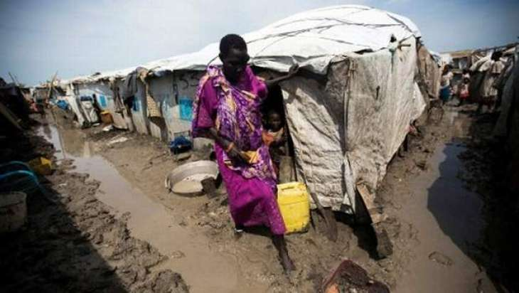 Nearly 1 million S.Sudan refugees face dire conditions: UN