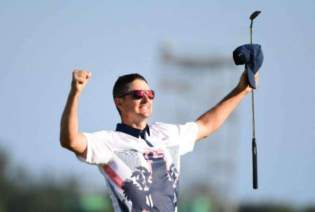Olympics: Britain's Rose wins first golf gold in 112 years