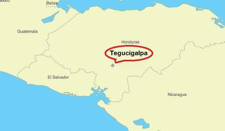 Honduras: Shooting outside a bar, 8 people killed