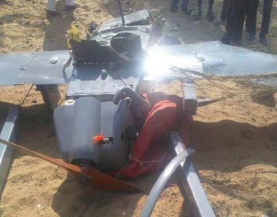 PAF's UAV makes emergency recovery near Sargodha