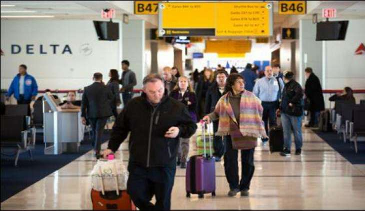 America: Firing reported at John F. Kennedy Airport, New York