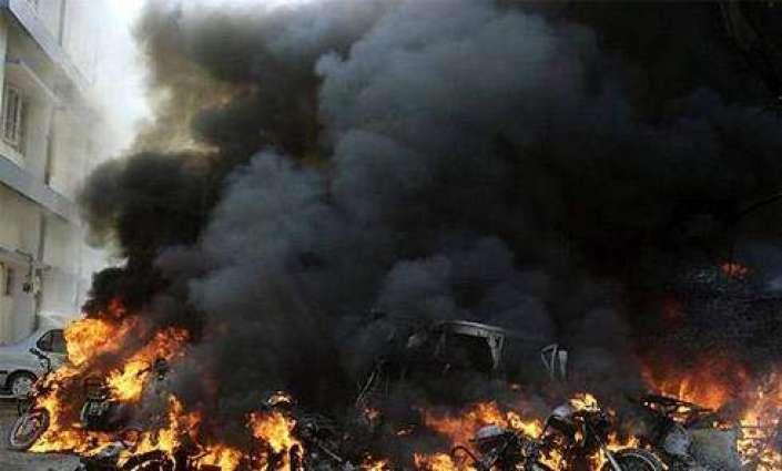 بھارت: آزادی دیہاڑ دے موقع تے آسام وچ 4 بم دھماکے