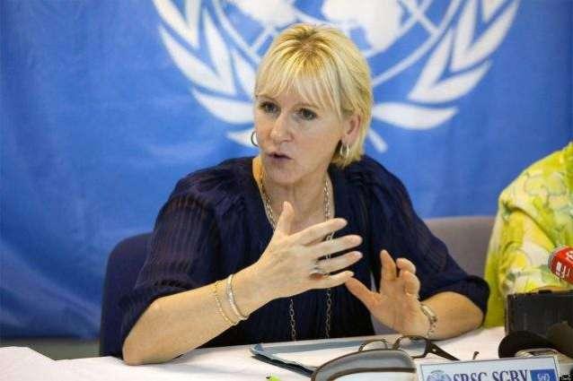 Turkey summons Swedish envoy over age of consent tweet: minister