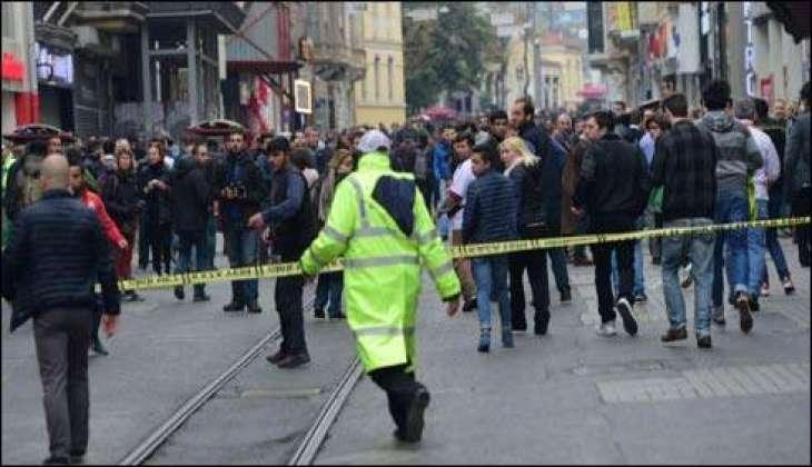 ترکی دے شہر دیار باقر وچ دھماکا، کئی بندے زخمی
