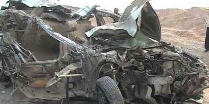 twenty injured in accident in Landi Kotal