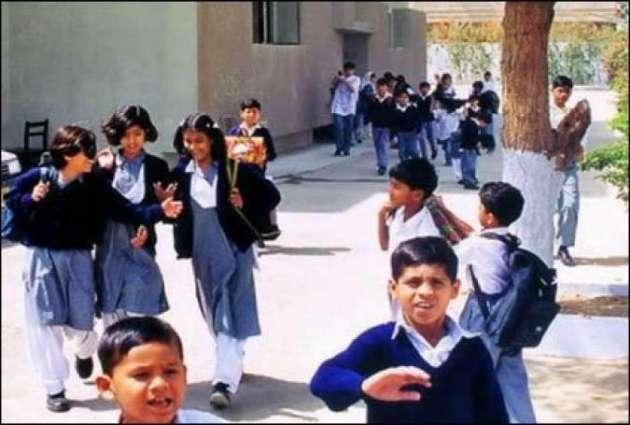 پنجاب بھر وچ گرمیاں دیاں چُھٹیاں دے بعد سکول کُھل گئے