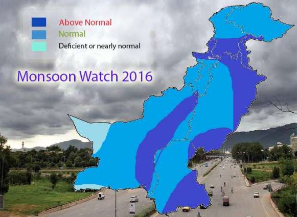 Showers expected in parts of Punjab