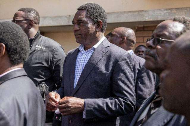 Zambia opposition leader to contest vote result: party