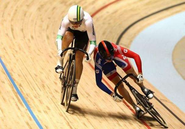 Olympics: Champion Meares crashes out of sprint