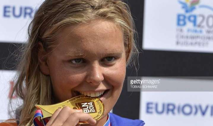 Dutch swimmer Van Rouwendaal wins women's 10km open water gold