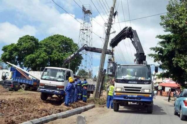 KE installs power transformer