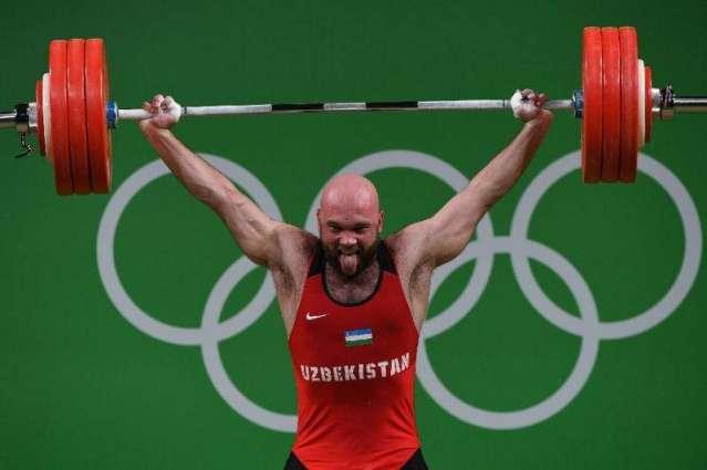 Olympics: Uzbek weightlifter Nurudinov wins 105kg gold