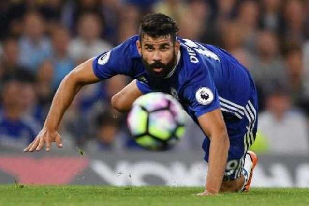 Football: Conte defends Chelsea match-winner Costa