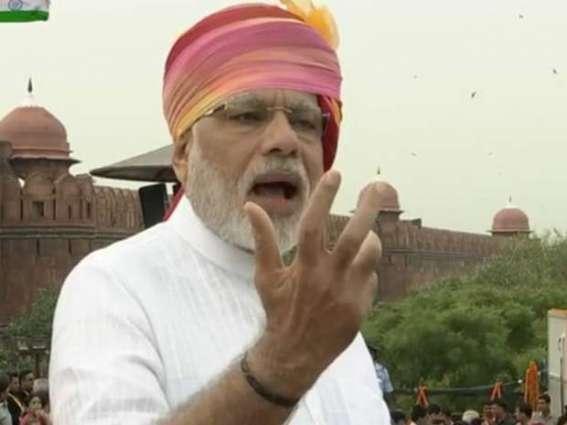 Modi's assertions termed a bid to dilute Kashmir Intifada
