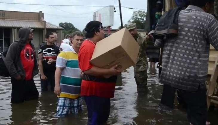 Seven dead, 30,000 rescued in record Louisiana floods