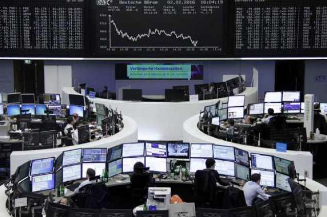 European stocks drop at open