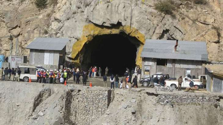Lowari Tunnel likely to complete by March next year