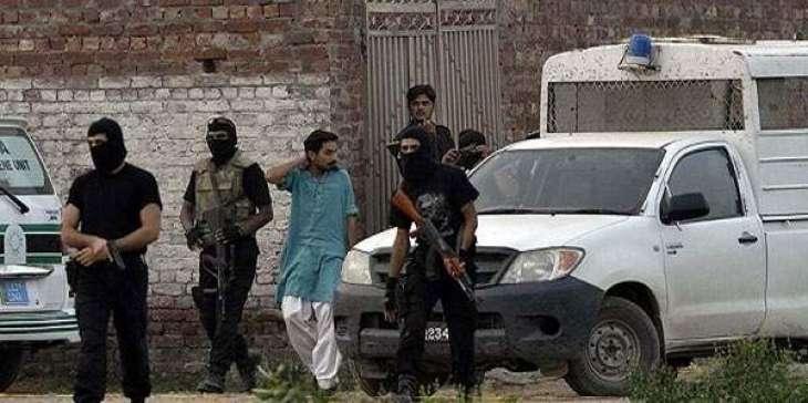 CTD arrests alleged militant, recovers 2 kg IED