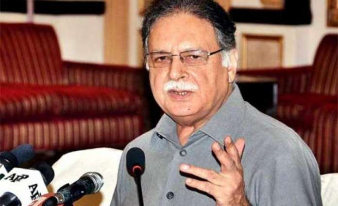 Nation to pay tribute to Khanzada by eliminating terrorism: Pervaiz Rashid