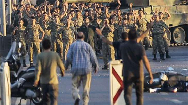 Turkey's TIKA informs world agencies about failed coup
