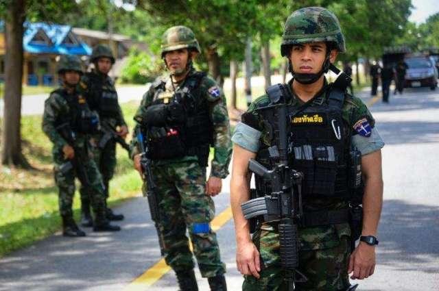 Second arrest warrant issued over Thai tourist blasts