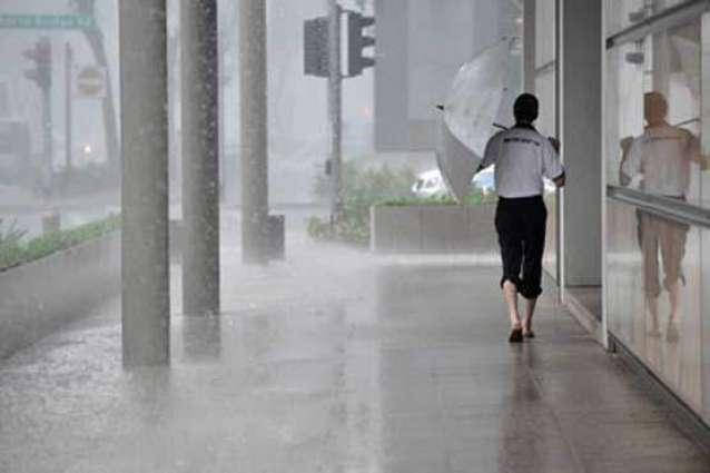 Japan warns of heavy rain, winds as storm nears Tokyo