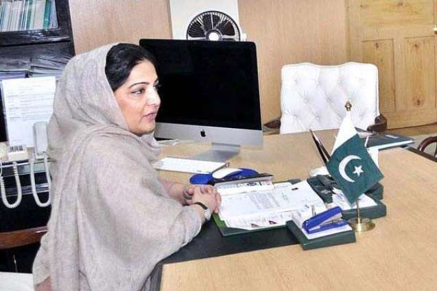Govt to provide digital infrastructure at gross root level:Anusha