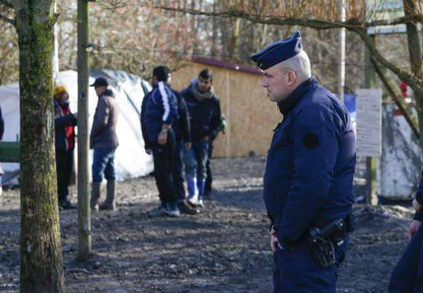Two men wounded in French migrant camp shooting