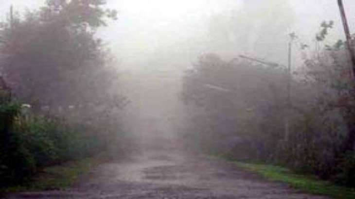 Rain with gusty winds likely at isolated places