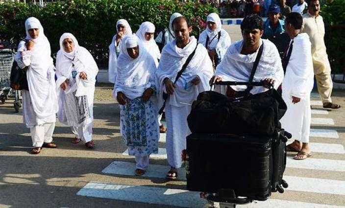 57,257 Pakistani pilgrims reach Saudi Arabia for Hajj