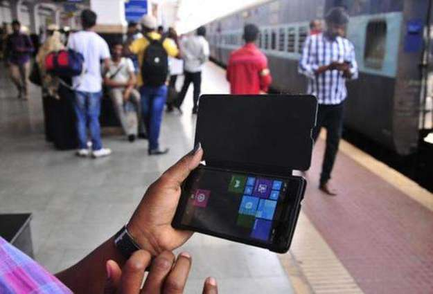 Railways plans to provide WiFi connection at Railway Stations,Trains