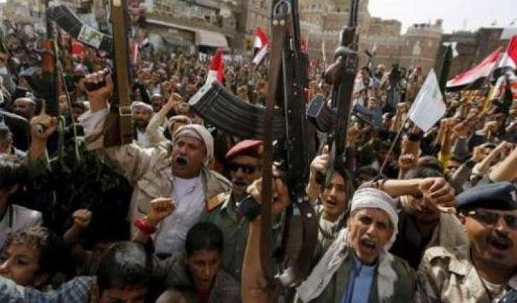 یمن دی تازہ لڑائی وچ حوثی لیڈر سمیت 100 باغی ہلاک
