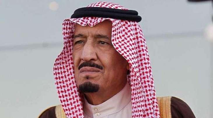 سارے سعودی ادارے حاجیاں دے غلام بنڑ تے کم کرین، شاہ سلمان