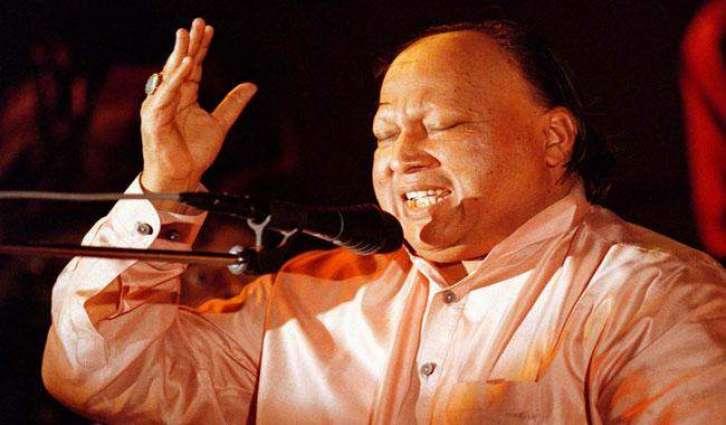 Legendary singer Nusrat Fateh Ali Khan remembered